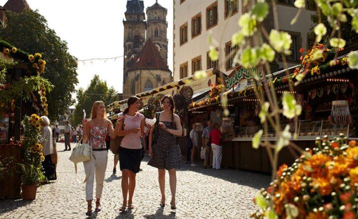 Stuttgarter Weindorf, Villaggio del Vino Stoccarda