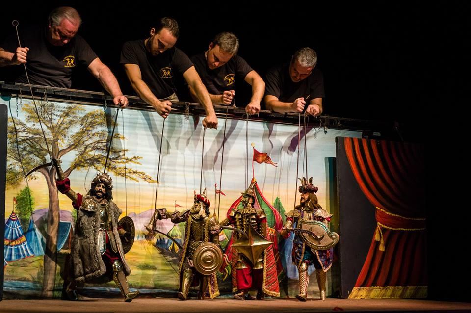 Festival Internazionale dei Burattini e delle Figure Arrivano dal Mare! Emilia-Romagna