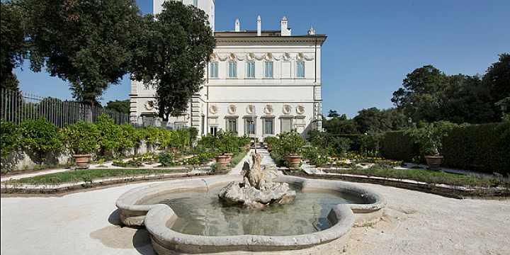 A roma riapre il giardino segreto di tramontana dentro villa borghese - Il giardino segreto roma ...