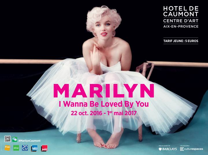Marilyn, I Wanna Be Loved By You Aix-en-Provence