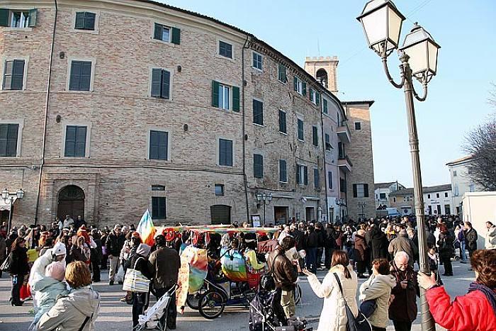 Sagra del Castagnolo Monte San Vito