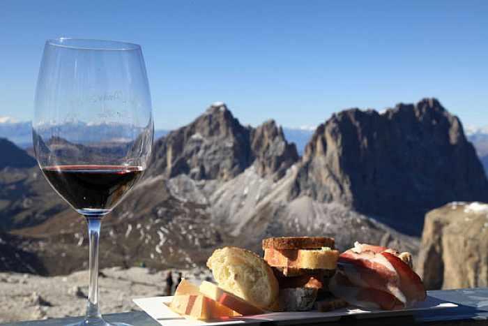 Simposio Top Wine 2.950 Canazei