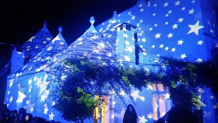 Alberobello Light Christmas Alberobello