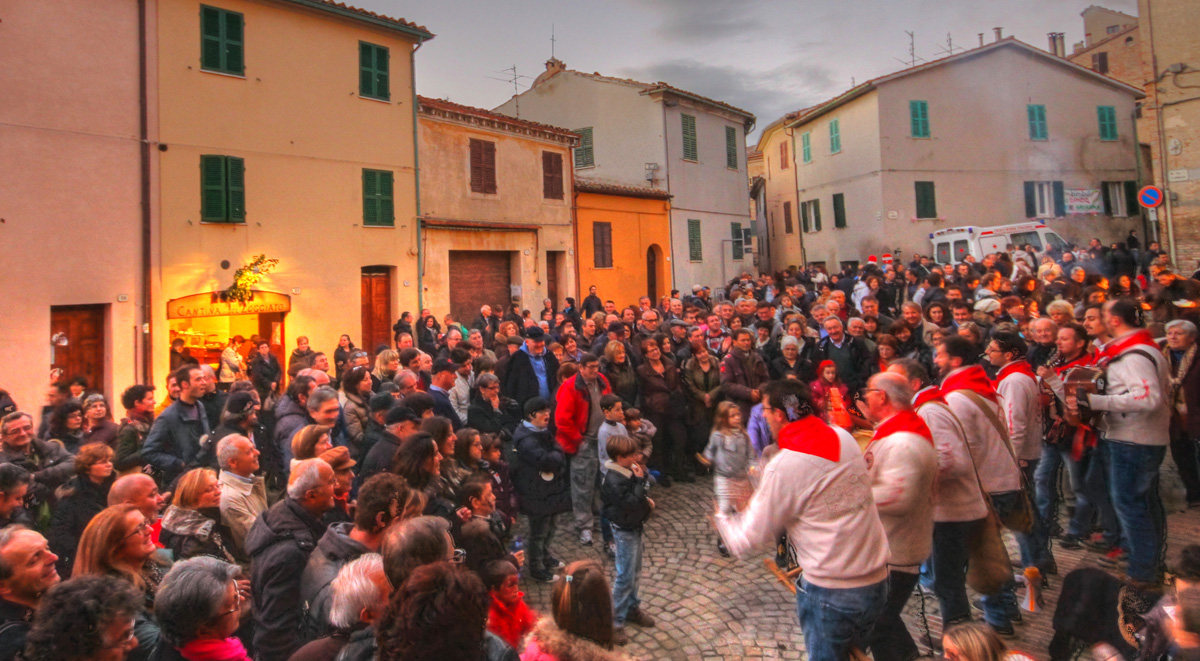 Festa della Cicerchia Serra de' Conti