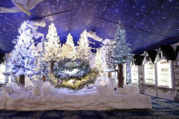 Favola di Natale Magic Garden Castel d\'Azzano