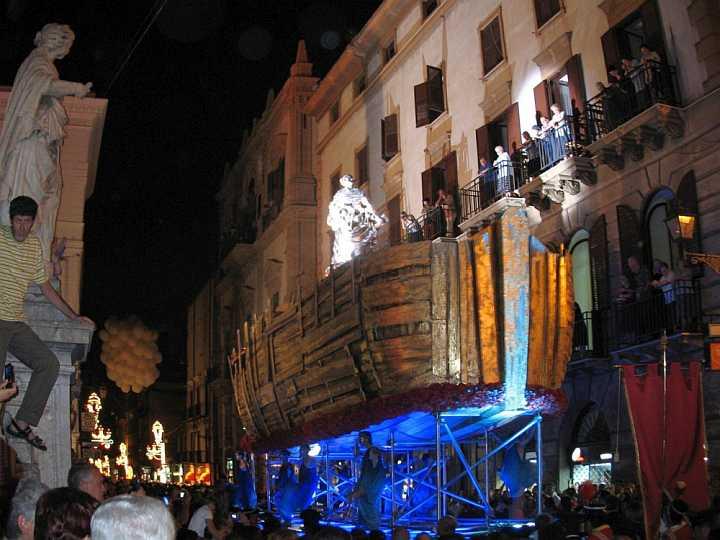 Festa di Santa Rosolia Palermo