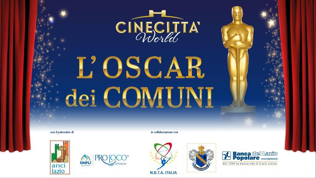 Oscar dei Comuni a Cinecittà World Cinecittà World