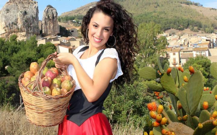 Sagra del Ficodindia, Opuntia ficus-indica Fest Sicilia