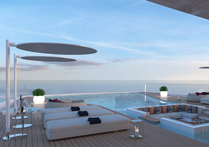 Oltre Il Soffitto Di Vetro : Shaddai lo yacht di lusso più bello del mondo?
