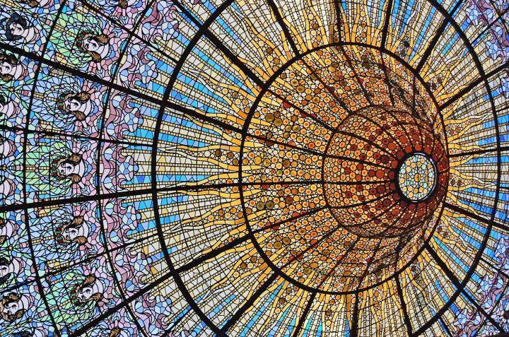 Cartina Barcellona Dettagliata.La Ruta Del Modernismo A Barcellona Itinerario Tra Architettura E Shopping