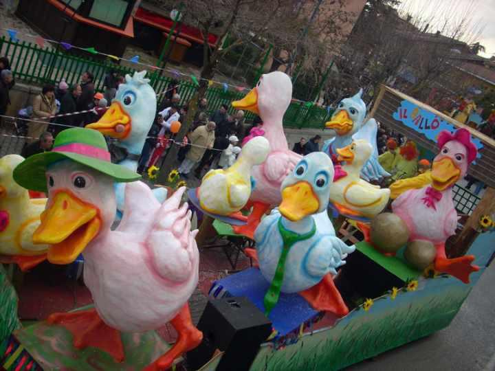 Carnevale dei Bambini Acquasparta