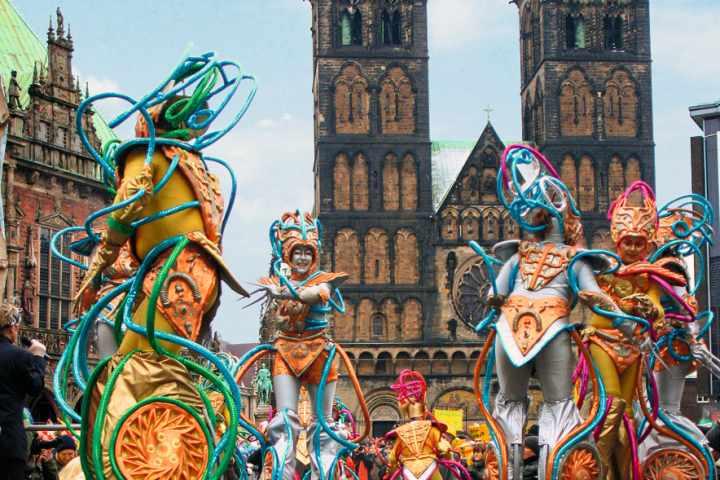 Bremen Karneval Brema