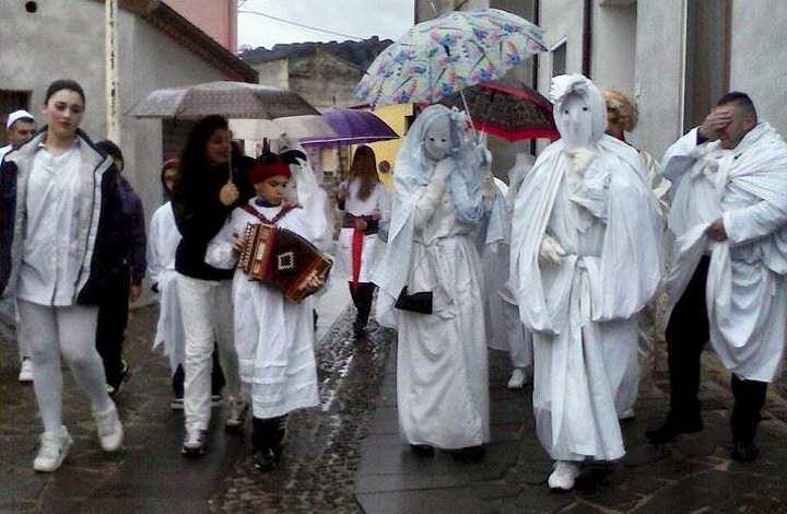 Carnevale antico di Aidomaggiore Aidomaggiore