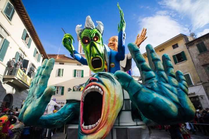 Carnevale 2017 Foiano della Chiana