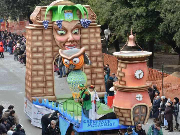 Carnevale Mesagnese Mesagne