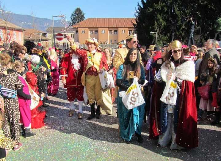 Carnevale Benefico Novazzano