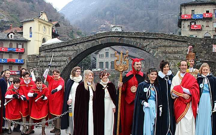 Carnevale storico Pont-Saint-Martin