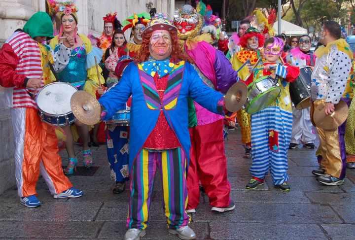Carnevali Casteddaiu Cagliari