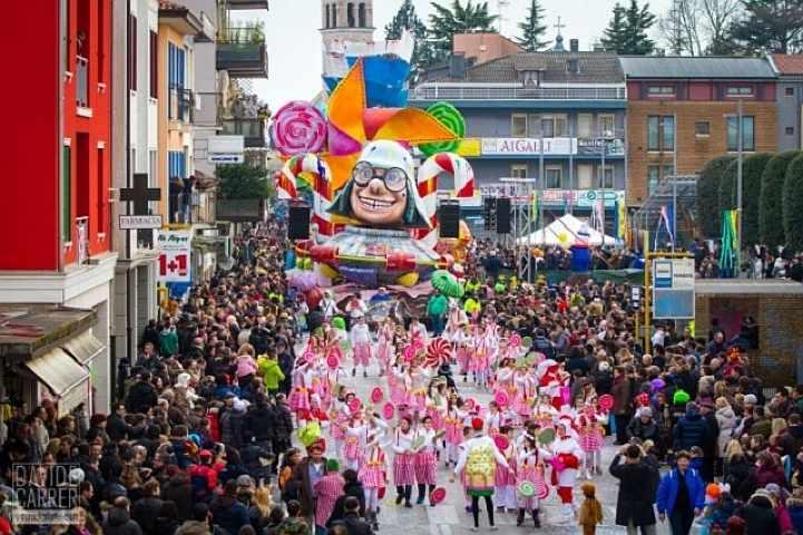 Carnevale Popolare Veneto Ceggia