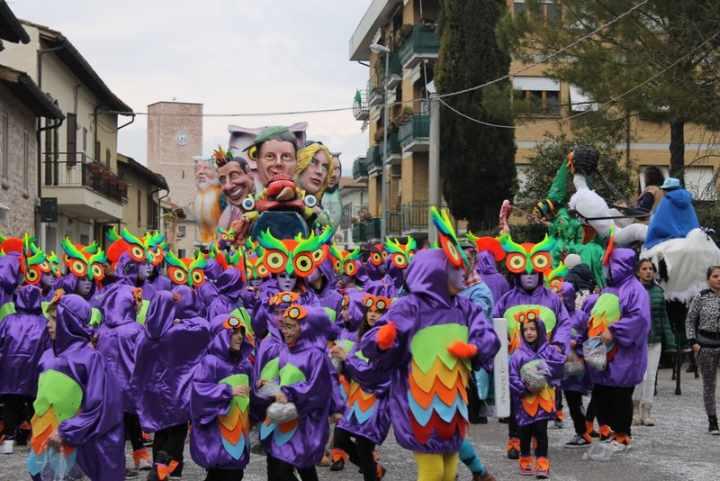 Carnevale di Sant'Eraclio Foligno