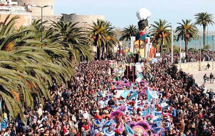 Carnevale 2017 Manfredonia