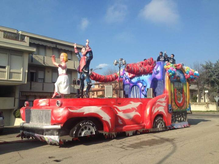Carnevale 2017 San Pietro in Casale