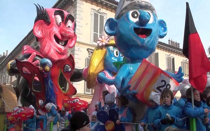 Carnevale 2017 Carignano