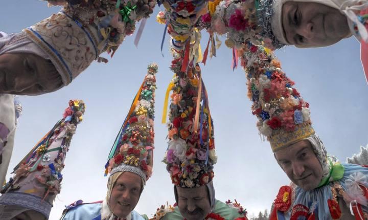 Carnevale dei Matoci Valfloriana