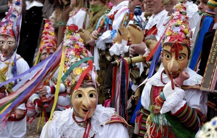 El Carnascial il Carnevale Ladino Moena