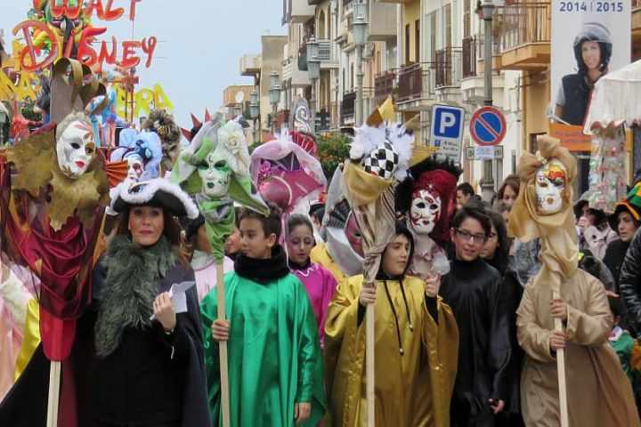 Carnevale 2017 Cinisi