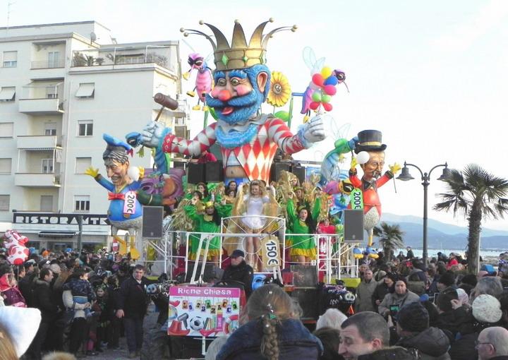 Carnevale Follonichese Follonica