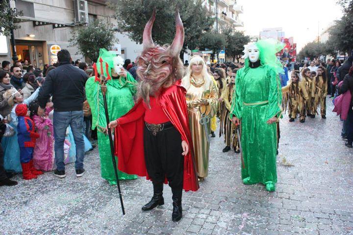 Carnevale 2016 Gallipoli
