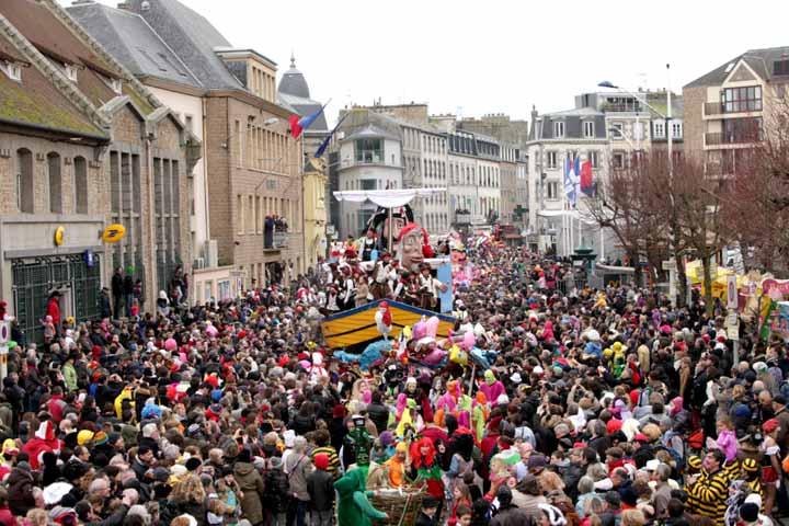 Carnevale Granville