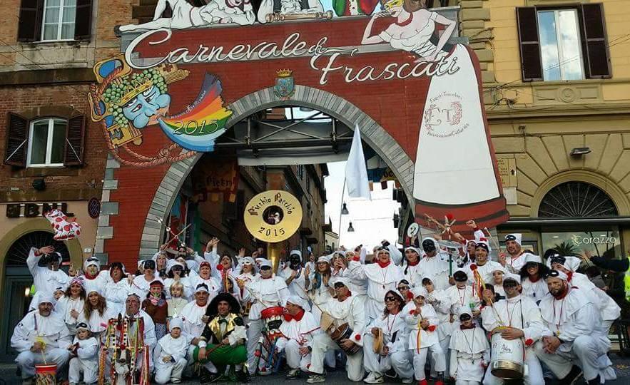 Il funerale del Pulcinella Frascati