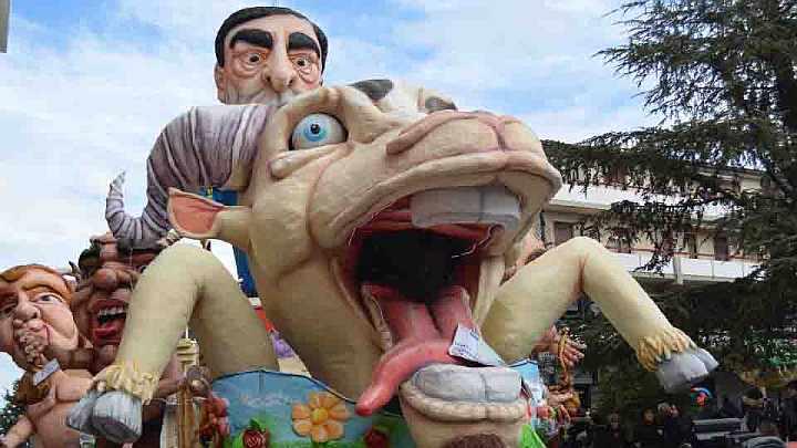 Carnevale larinese Larino