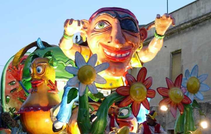 Gran Carnevale Maiorese Maiori
