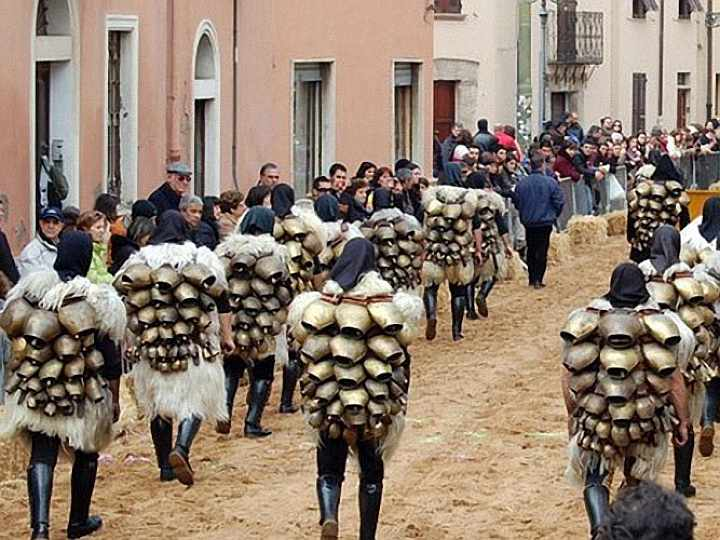 Carnevale Ortueri