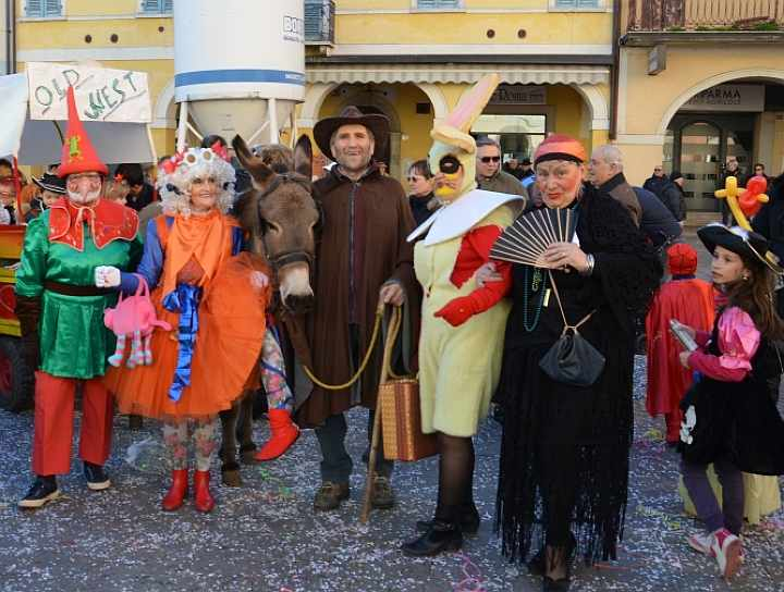 Carnevale di Re Trigol Mantova