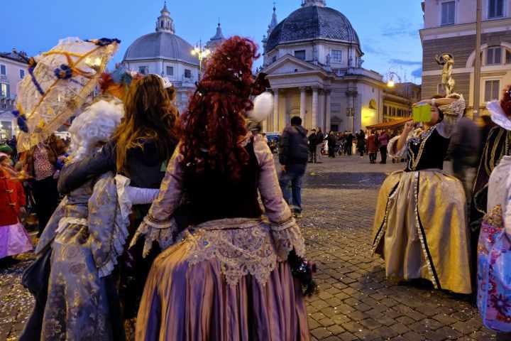 Carnevale Romano Roma