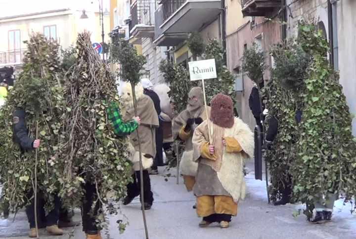 Carnevale Satriano di Lucania