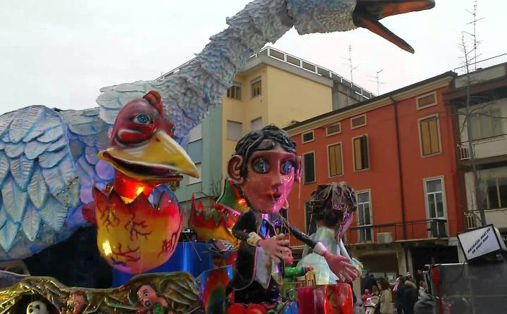 Carnevale Bovolonese Bovolone