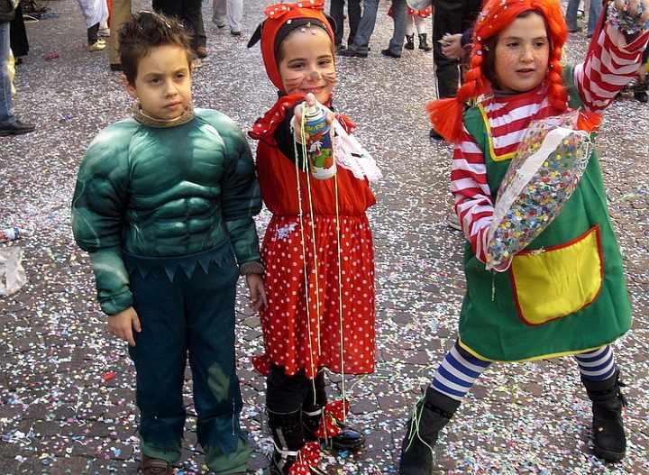 Carnevale termolese Termoli