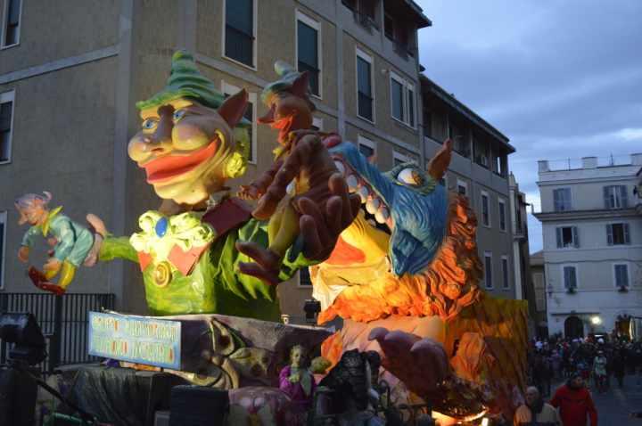 Carnevale Tiburtino Tivoli