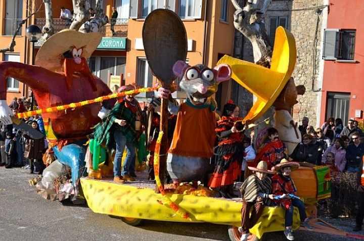 Carnevale di Varzi Varzi