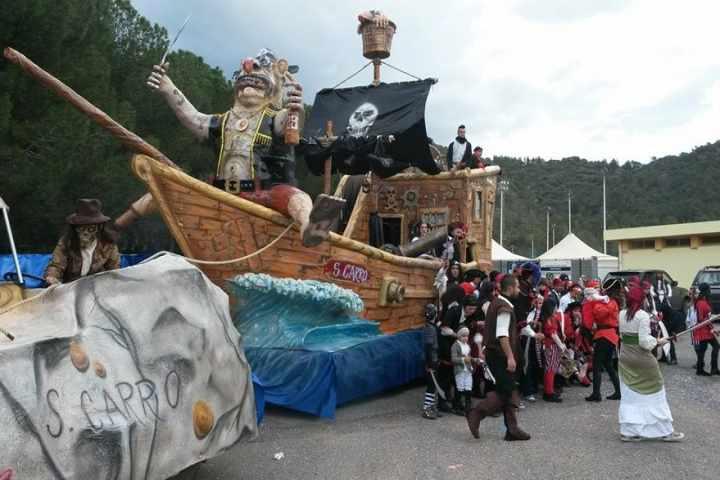 Carnevale Sarrabese Villaputzu