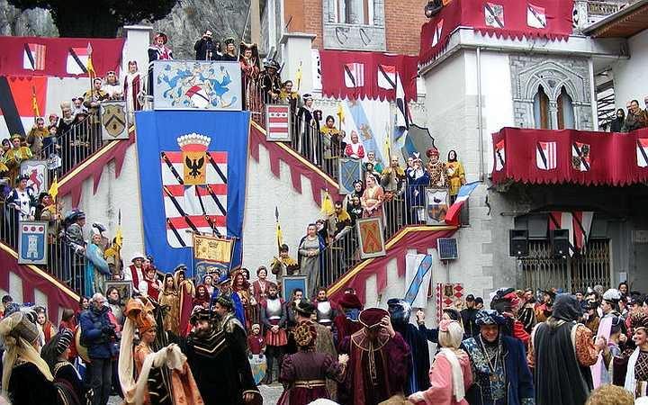 Carnevale storico Verres