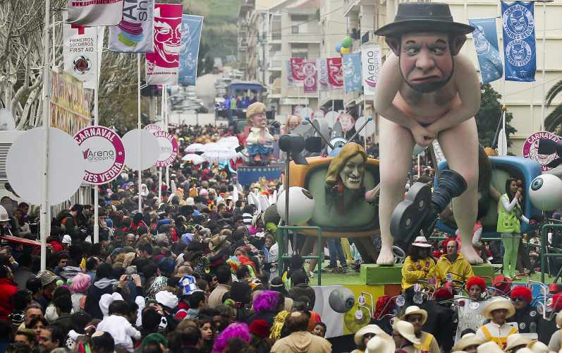Carnevale 2017 Torres Vedras
