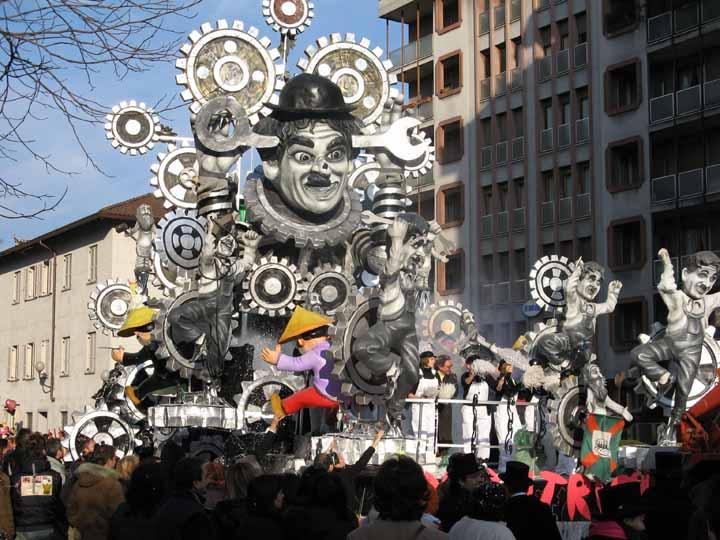 Carnevale Borgosesiano Borgosesia