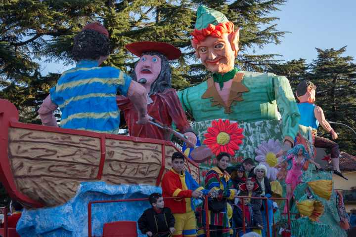 Carnevale oleggese Oleggio
