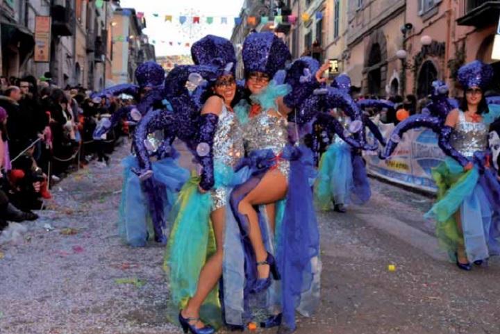 Carnevale ronciglionese Ronciglione